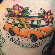 Dark Art Tattoo