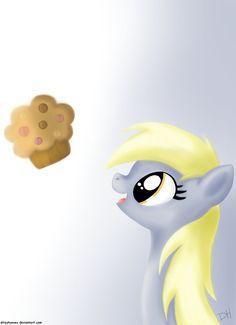 Derp + muffin