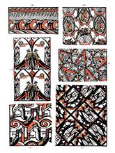 DoverPictura - Motifs of the 1920s