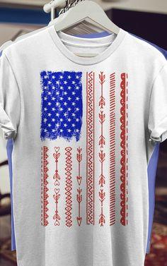 Strong USA Eagle Flag Unisex Children Youth O Collar Short Sleeve T-Shirt Girls Boys DIY Tee Shirts Tops M