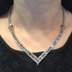 christiesjewels vancleefarpels diamond necklace Hong Kong Magnificent Jewels 11.29.2016