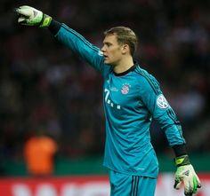 Manuel Neuer - DFB-Pokalfinale