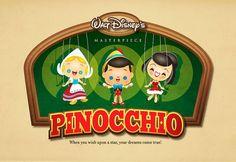 Kawaii Pinocchio Puppet Show | Flickr: Intercambio de fotos