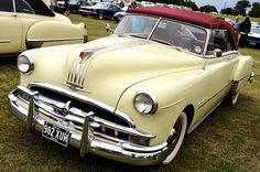 '49 Pontiac convertable...car from flickr