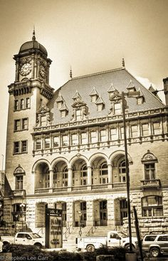Main Street Station (Richmond, Virginia), via Flickr.