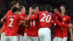 United defeat Everton to go 12 clear