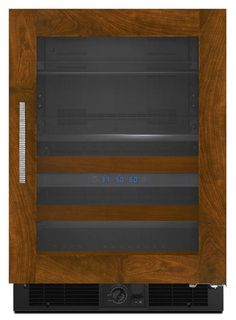 """Jenn-Air® 24"""" Under Counter Beverage Center  from Jenn-Air  http://www.homeportfolio.com/contest/your-perfect-kitchen-questionnaire"""