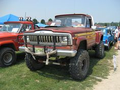 4x4 Tires, Jeep Garage, Jeep Pickup Truck, Jeep Camping, Willys Mb, Old Jeep, Jeep Wagoneer, Dodge Power Wagon, Jeep Gladiator