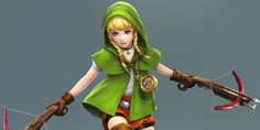 Linkle's Backstory May Make Us All Fall in Love With Her, but She is NOT a Female Link
