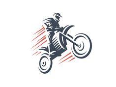 Motocross by Sergey Kovalenko - Dribbble