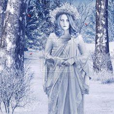 Lady_Winter_by_CherishedMemories