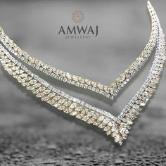 Beauty in every detail... @amwaj_jewellery