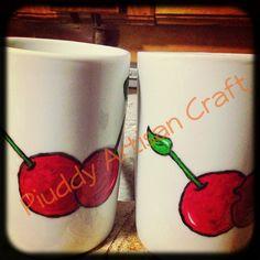 #mug #artisan #craft #handmade #fattoamano #tazze #tisane #teatime #decoratoamano #dipinto #onsale #shopping #ideeregalo #shop #followme #picoftheday #photooftheday