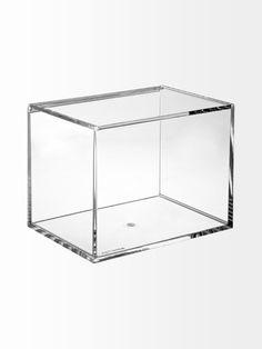 Nomess Copenhagen Clear Box Tall -kannellinen säilytyslaatikko - Nomess Copenhagen - Stockmann.com