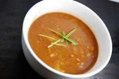 Chipotle Pumpkin and Black Bean soup