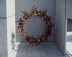 Las obras de Ai Weiwei y Yayoi Kusama cobran vida en 3D