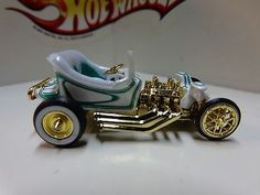 HOT WHEELS LOOSE 100% ADULT COLLECTIBLE ED BIG DADDY ROTH OUTLAW REAL RIDERS!
