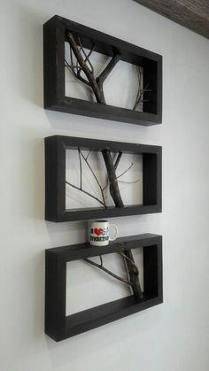 DESIGN SCHL/ÜSSELKASTEN KEY HOUSE schl/üsselhalter mit 11 haken aus metall schwarz