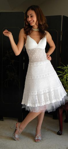 Ravelry: Antonio's wedding gown