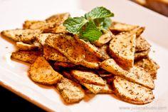 Batata frita arabe / crisp Arabic