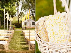 Thinking of having an outdoor affair...perhaps an Autumn wedding, a Fall Harvest Party in the backyard, a Halloween shindig, or just a few f...