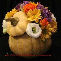 Pumpkin, Vase, Autumn, Vegetables, Food, Home Decor, Pumpkins, Decoration Home, Fall Season