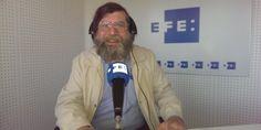 Miguel Herrero durante la entrevista que concedió a esta redacción. EFE/Pedro Pablo G. May