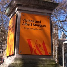 The grand Victoria and Albert Museum