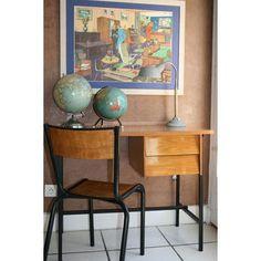 Bureau vintage moderniste - desMerveilles.com