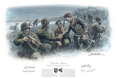 """Operation PegasusBy: Gil Cohen -  Just after midnight on October 23, 1944, approximately twenty paratroopers of E-Company, 506th PIR, 101st Airborne, led by Lt. Fred 'Moose"""" Heyliger, crossed the Lower Rhine into German-held territory in Holland. Their mission—evacuate 125 men of the British 1st Parachute Division, survivors of the Arnhem fighting, along with a mixed group of Dutch resistance fighters and downed American airmen."""