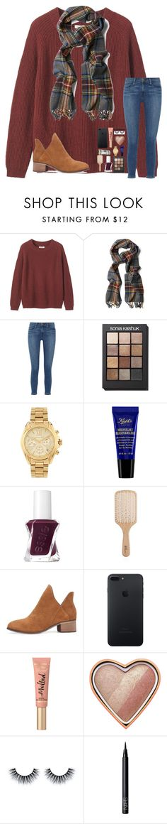 """""""Weekly Update in the Description"""" by kari-luvs-u-2 ❤ liked on Polyvore featuring Toast, GANT, Frame Denim, Sonia Kashuk, Michael Kors, Kiehl's, Essie, Philip Kingsley, Too Faced Cosmetics and NARS Cosmetics"""