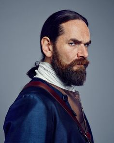 Murtagh, in Season 2, looking quite handsome in a taciturn way.