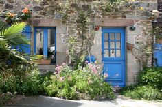 small french rustic country house - Google Search