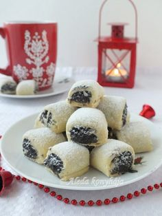 Hungarian Cake, Hungarian Recipes, Baking Recipes, Cookie Recipes, Dessert Recipes, Poppy Seed Cake, Yummy Food, Tasty, Sweet Desserts