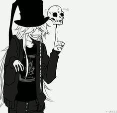 Undertaker :3 | Kuroshitsuji