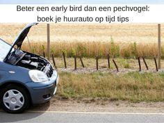 Je huurauto boek je beter op tijd! Lees verder op het blog van Sunny Cars.