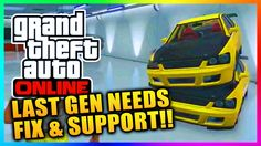 GTA 5 Online - Last Generation NEEDS Fixes & When Will Support Stop in GTA Online!? (GTA V)
