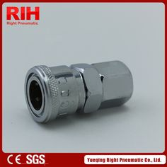 $0.1-1, High-quality C-type quick connector, PF20 model, the main material is Iron nickel plating,