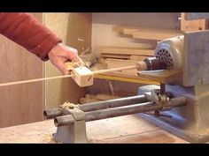 Paul's dowel maker - YouTube