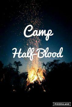 Camp Half-Blood Wallpaper