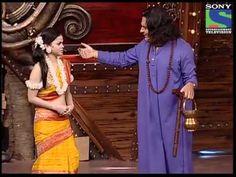 Kahani Comedy Circus Ki (Kapil and Sumona) - Ep01 - 7th Jan kapil as baba ji