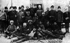 Ukrainian anarcho-communist revolutionary Nestor Makhno's history of the revolution in Ukraine and the role of the Makhnovist movement.