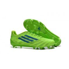 quality design 3e203 b538d Adidas F50 99 Gram FG Soccer Cleats Green