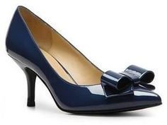 Audrey Brooke Mary Patent Pump on shopstyle.com
