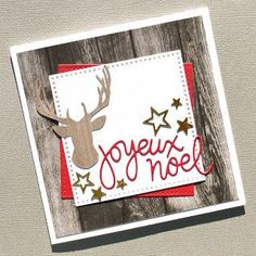 Hello there! Today, a small Christmas card to meet the current Challenge on The Card Concept. Christmas Card Crafts, Christmas Cards To Make, Christmas Makes, Christmas Greeting Cards, Little Christmas, Greeting Cards Handmade, Handmade Christmas, Holiday Cards, Winter Karten