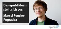 Das epubli-Team stellt sich vor: Marcel Fenske-Pogrzeba http://www.epubli.de/blog/marcel-fenske-pogrzeba