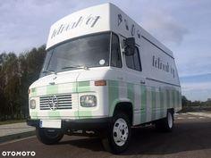 Używane Mercedes-Benz T2 408 Foodtruck Gastronomiczny - 67 500 PLN, 36 000 km, 1967 - otomoto.pl