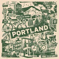 Portland #travel