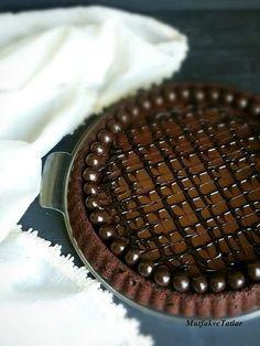 Tart Dough, Tart Recipes, How To Make Chocolate, Chocolate Recipes, Truffles, Cake Decorating, Cheesecake, Food And Drink, Pie