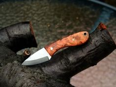Mark Hill Custom Knives | Knives